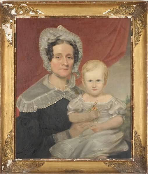 3001: Portrait in the Manner of Jacob Eicholtz