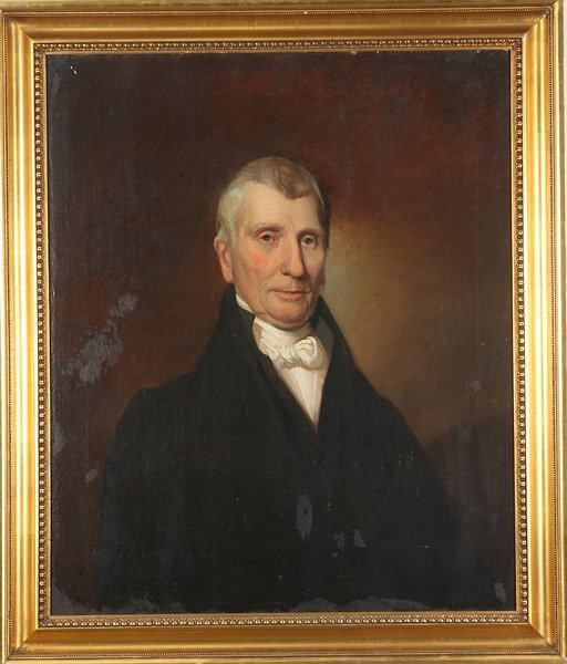 3003: 19th Century Portrait