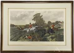 Fox Hunting Print-Herring