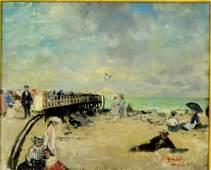 Francois Gall 19121987