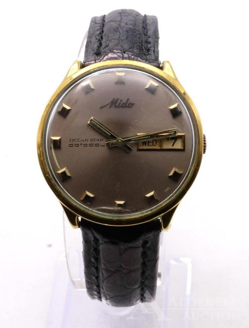 Mido Ocean Star DatodayWrist Watch