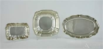 Sterling Silver Tableware, Cartier