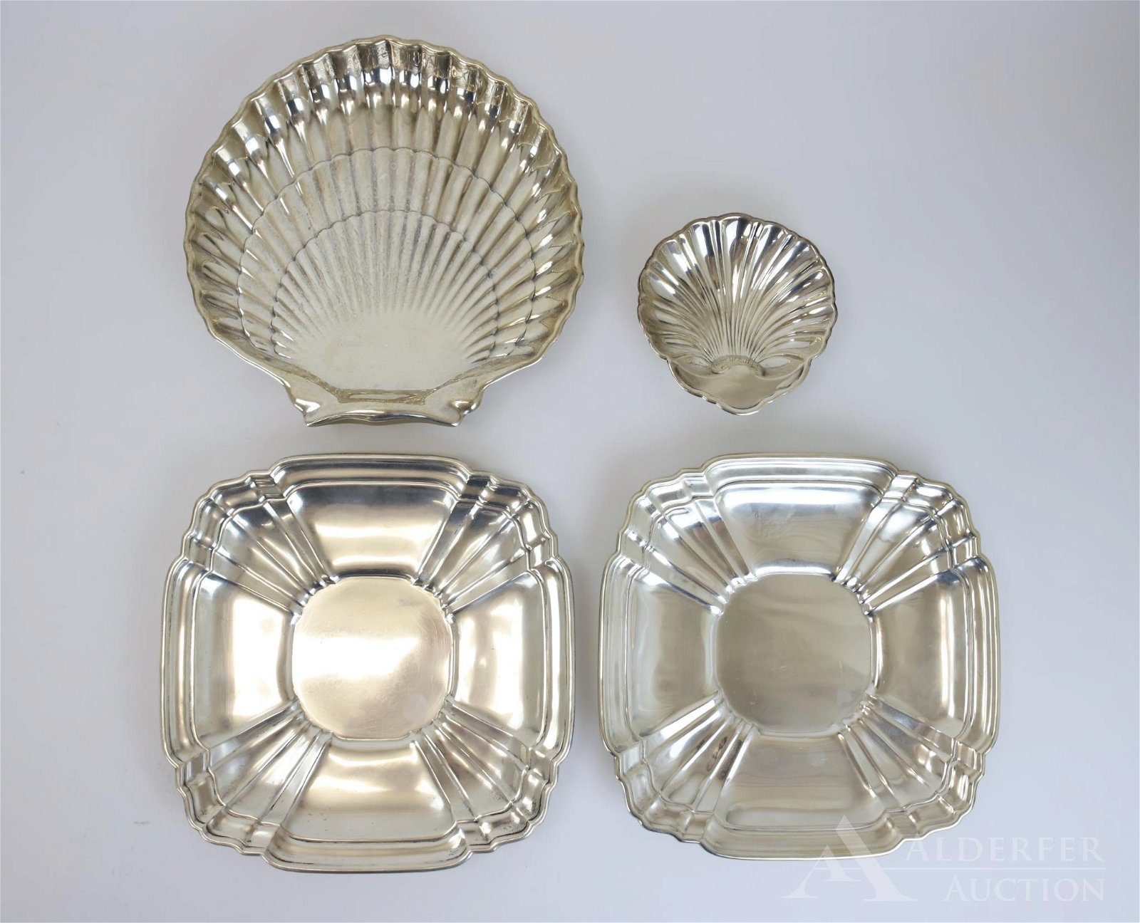 Gorham Sterling Silver Serving Dishes