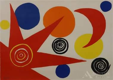 Alexander (Sandy) Calder (1898-1976)