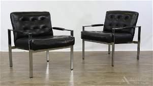 Milo Baughman Lounge Chairs