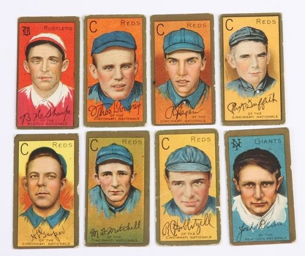 2003: Grouping of T-205 Baseball Cards