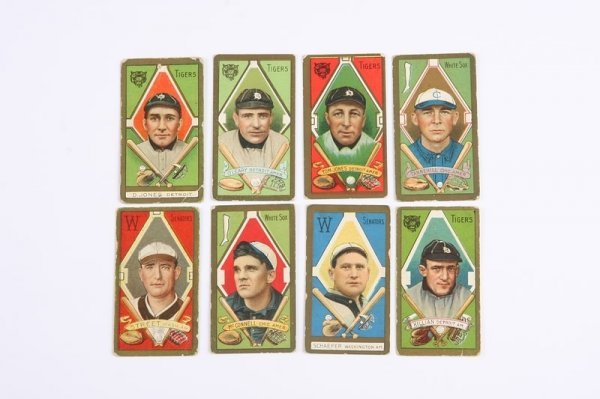 2005: Grouping of T-205 Baseball Cards