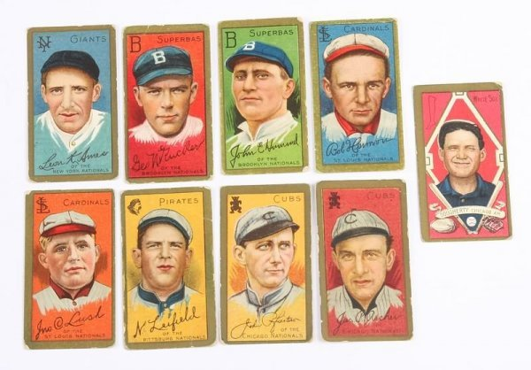 2015: Grouping of T-205 Baseball Cards