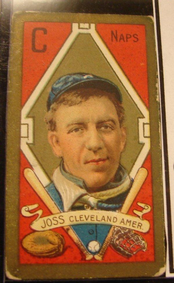 2024: T-205 Baseball Card-Addie Joss