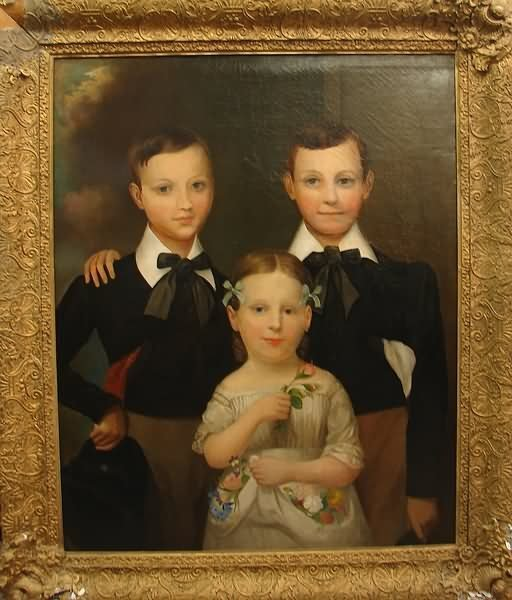 3002: 19th Century Portrait