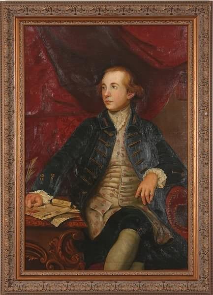 3005: 18th Century Portrait