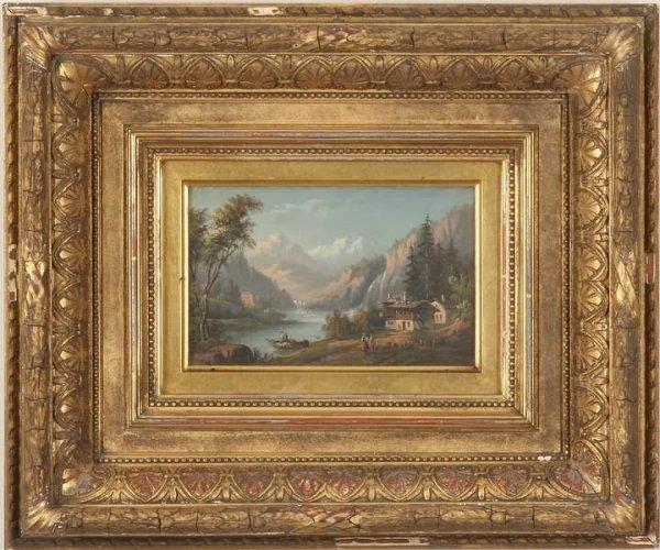 3007: Mountainous Landscape
