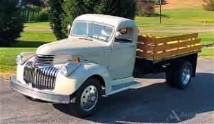 1946 Chevrolet Stake Body