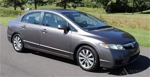 2011 Honda Civic Passenger Car
