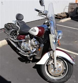 1997 Yamaha Royal Star Motorcycle