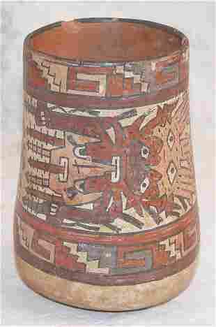 Pre-Columbian Pottery-Nazca.