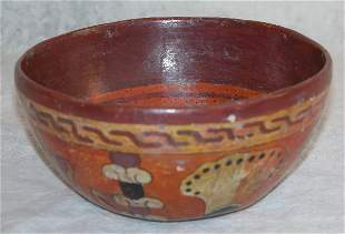 Pre-Columbian Pottery-Mixtec.