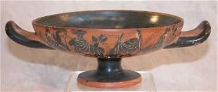Ancient Greek Pottery-Kylix.