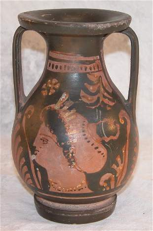 Ancient Greek Pottery-Pelike.