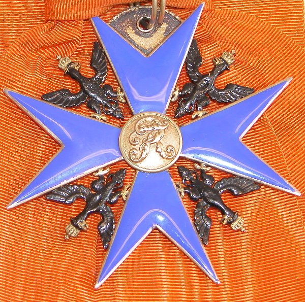 108: Prussian Order of the Black Eagle. - 2
