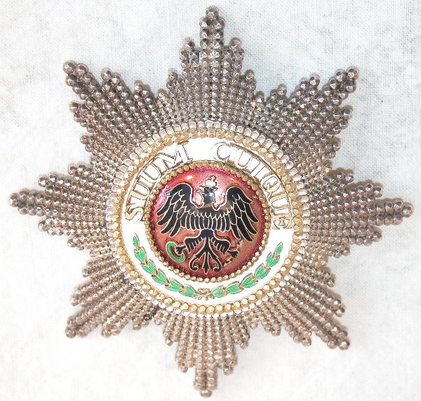108: Prussian Order of the Black Eagle. - 3