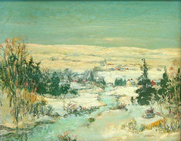 Walter Emerson Baum.