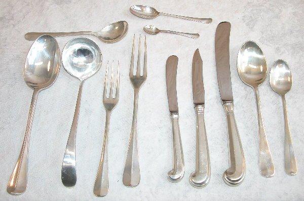 534: Sterling Silver Flatware - Stieff.