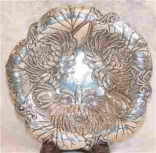 Sterling Silver Bowl - J.E. Caldwell.