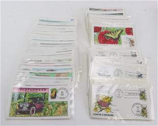 US FDC Stamps