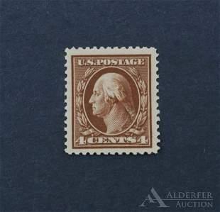 US 377 Unused Stamp