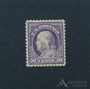 US 421 Unused Stamp