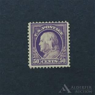 US 422 Unused Stamp