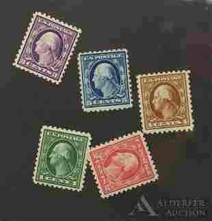 US 424428 Unused Stamps