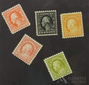 US 429433 Unused Stamps