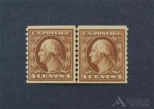US 457 Unused Stamp