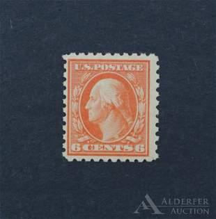 US 468 Unused Stamp