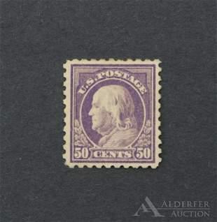 US 477 Unused Stamp