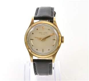 Patek Philippe 18KY Gold Gents Wrist Watch