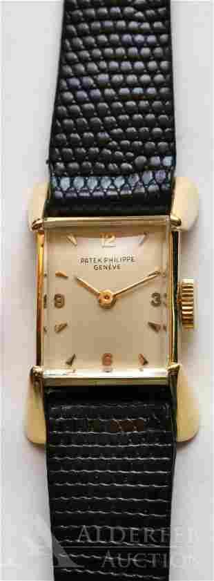 Patek Philippe 18KY Gold Ladies