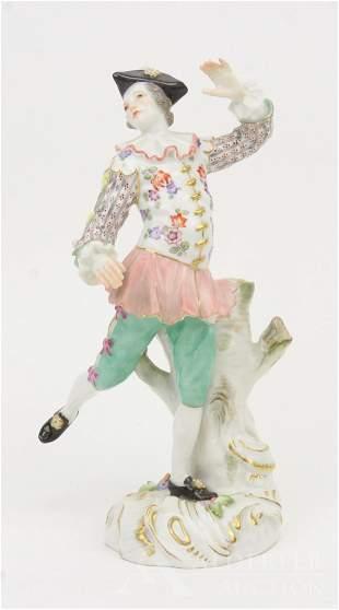 Meissen Figurine of a Dancer