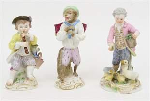Meissen Figurines