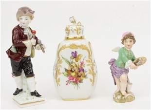 KPM Porcelain Grouping