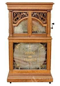 Regina Corona 27-Inch Music Box