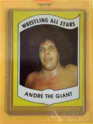 1982 Wrestling News Andre the Giant