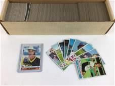 1979 Topps baseball card set