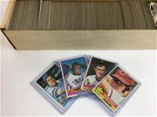 1976 Topps Baseball cards set