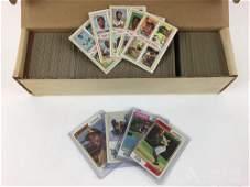 1974 Topps baseball card set
