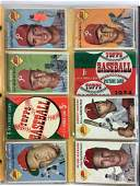 1954 Topps baseball card and wrappers