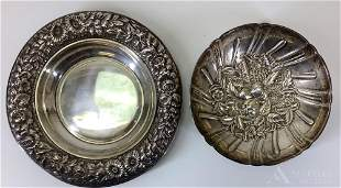 Caldwell and S. Kirk Sterling Silver Bowls