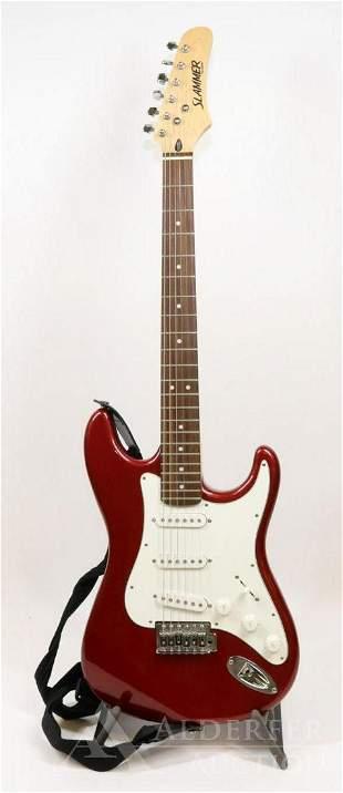 Slammer Electric Guitar